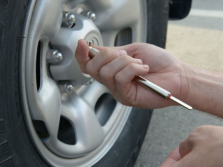 Cold Weather is HERE -- Have You Checked Your Tire Pressure?