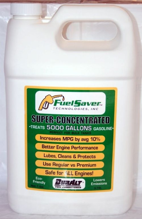 1-Gallon Gas DurAlt®  --  Treats 5,000 Gallons Gas