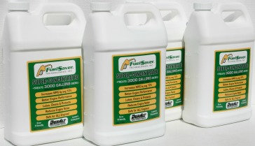 Case: Four 1-Gallon Gas Btls DurAlt®  --  Treats Total of 20,000 Gal Gas