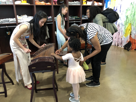 Kido Chicago Event celebrating Asian American Heritage Month