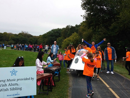 2018 Chicago Walk for Wishes