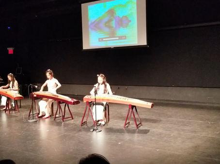 Wentz Concert Hall Chinese Dance Recital