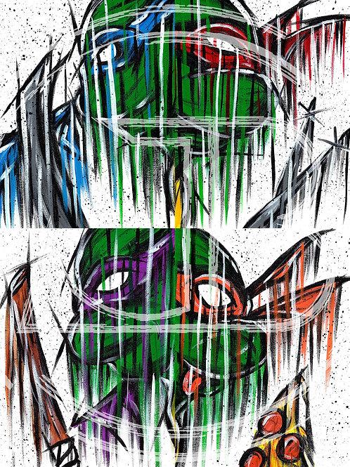"""The Four"" PRINT"