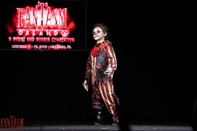 Fantasm Cosplay Contest Menace The Clown