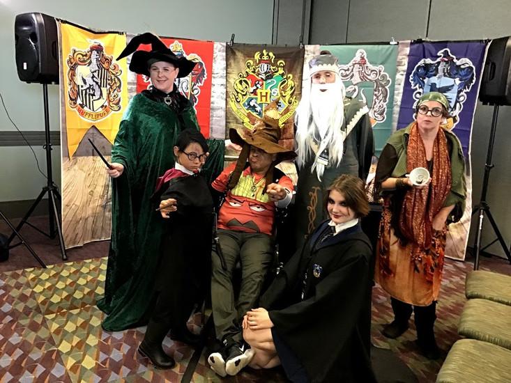 Harry Potter Cast MegaCon (Carey Means).