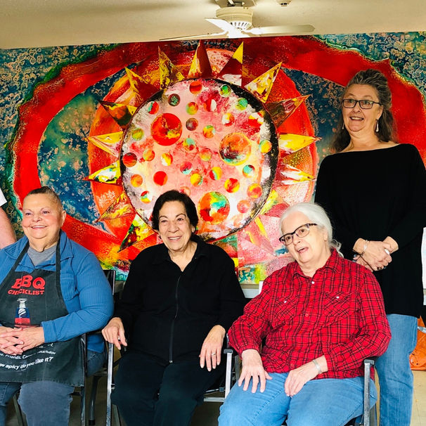 Sandy Hill Community Mural (Ottawa, Canada) 2019