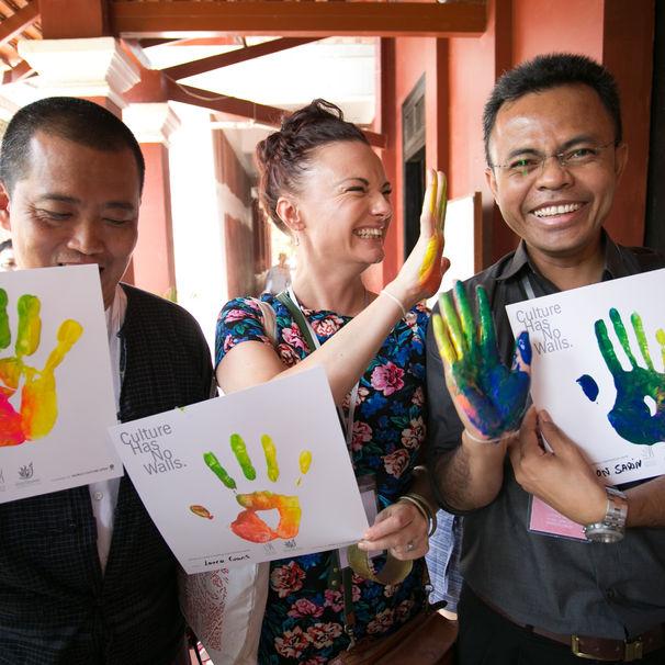 Culture Has No Walls (Phnom-Pehn, Cambodia) 2016