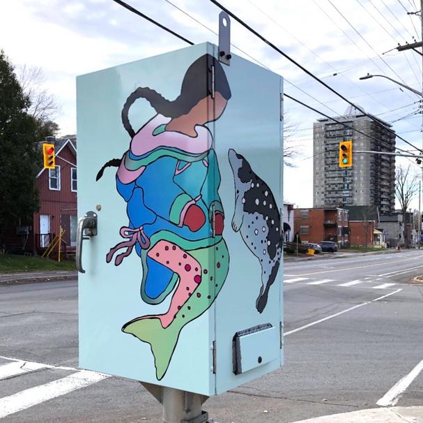 Vanier BBRN Gallery (Ottawa, Canada) 2020