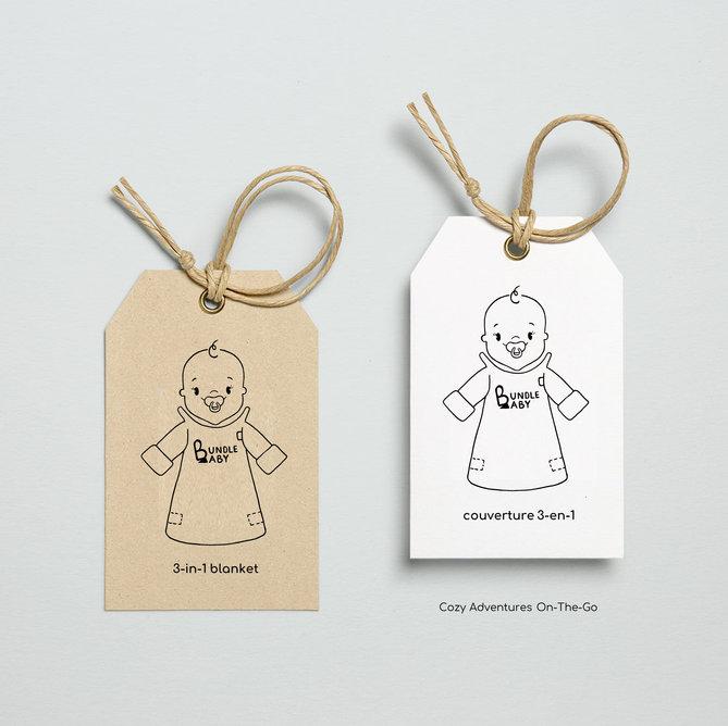 Illustrations for Bundle Baby (Ottawa, Canada)