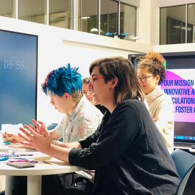 Digital Economies Lab (Ottawa, Canada) 2019-2020