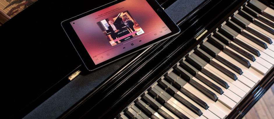 PianoDisc Player Piano Upgrades