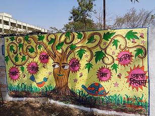 Wall art by Purple Soul