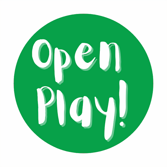 Afternoon Open Play 7/25