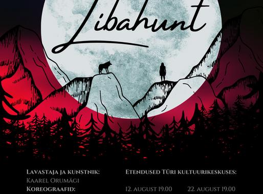 """Augustikuus jõuab Muusikaliteatri lavale Tiit Kikase ja Jaagup Kreemi muusikal """"Libahunt"""""""