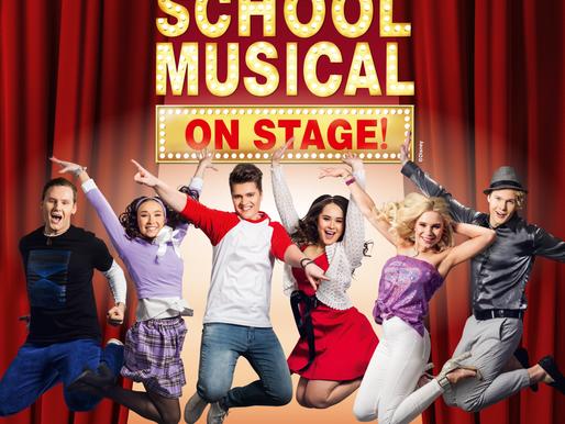 """Legendaarse Disney muusikali """"High School Musical On stage!"""" ettevalmistused said võimsa avapaugu"""