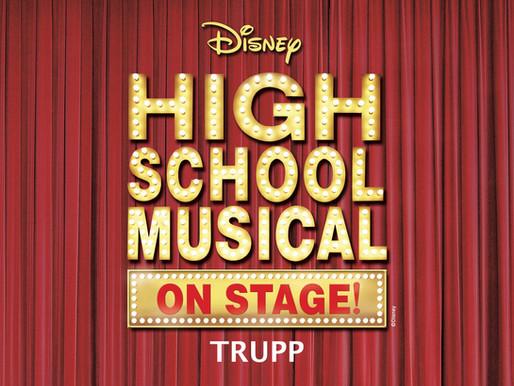 """Selgunud on Disney originaalmuusikali """"HIGH SCHOOL MUSICAL:ON STAGE!"""" osatäitjad!"""