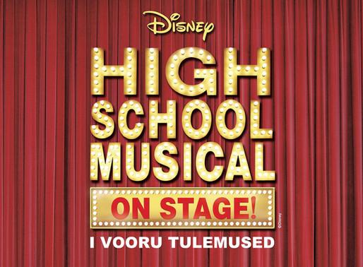 """Selgunud on muusikali """"High School Musical"""" teise vooru pääsejad!"""