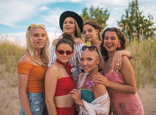 Lady's Choice avaldas päikesest pakatava uue singli