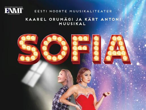 """Suvemuusikal """"SOFIA"""" piletid nüüd müügil!"""