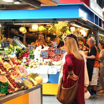 Visita Guiada al Mercado con Tapas de Málaga