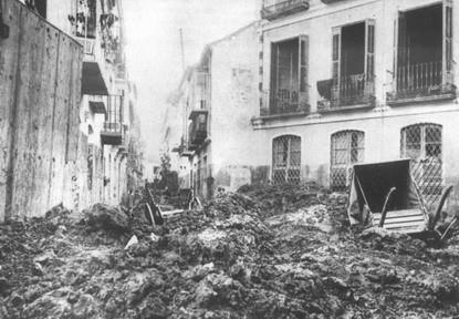 Marca de la inundación de 1907