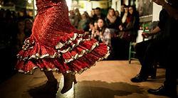 Espectaculo flamenco visita guiada tapas