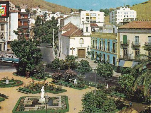 Plaza de la Victoria y Colegio Maristas Málaga