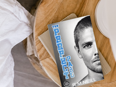 ARC Review: The Perfect Pass by RM Neill