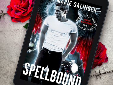 Release Blitz: Spellbound by Ava Marie Salinger