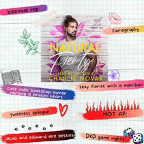 Audiobook Review: Natural Twenty by Charlie Novak