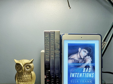 ARC Review: Bad Intentions by Ella Frank