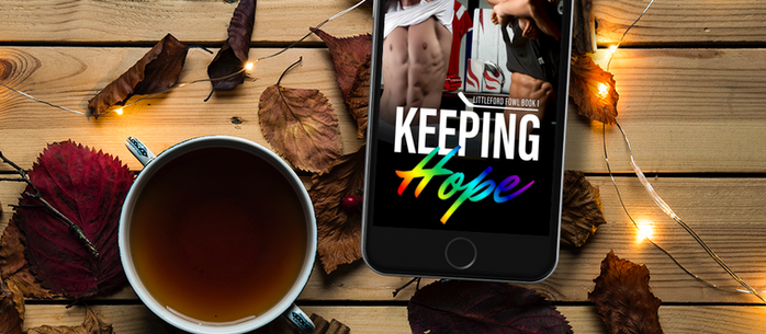 ARC Review: Keeping Hope by Alexandria Redding