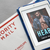 ARC Review: Heart by Timothy Warren