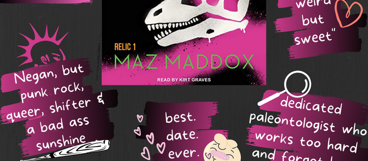 Audiobook Review: Smash and Grab by Maz Maddox