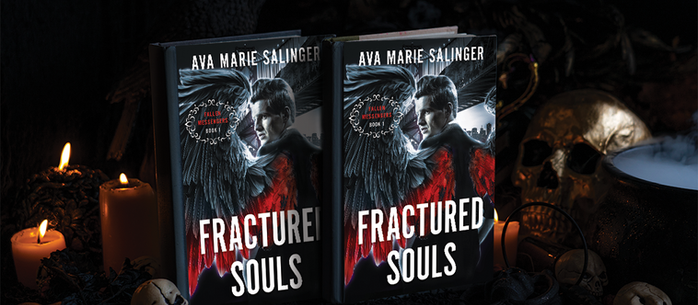 Release Blitz and Giveaway : Fractured Souls by Ava Marie Salinger