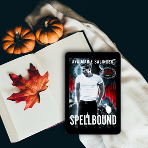 Cover Reveal : Spellbound by Ava Marie Salinger