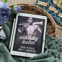 ARC Review: Catching Kalen by Maya Nicole and Britt Andrews