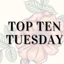 Top Ten Tuesday: Book Wish List