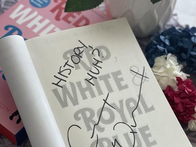 Of Amassing Signed Books