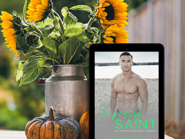 ARC Review: Imposing Saint by Jess Bryant