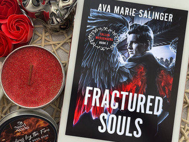ARC Review: Fractured Souls by Ava Marie Salinger
