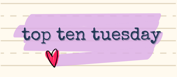 Top Ten Tuesday: 10 Books with Numbers on their Titles