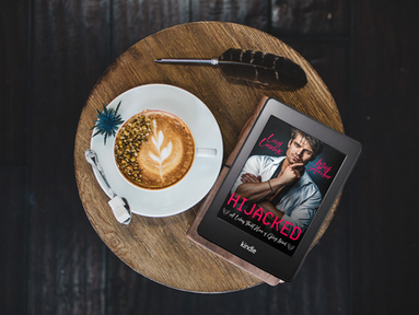 Release Blitz: Hijacked by Lucy Lennox & May Archer