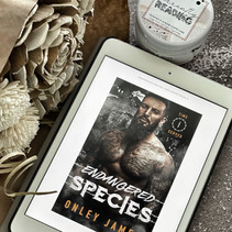 Book Review: Endangered Species by Onley James