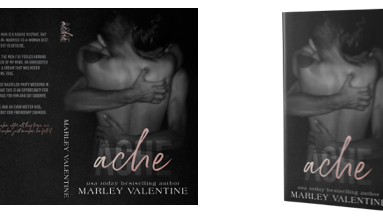 Cover Reveal: Ache by Marley Valentine