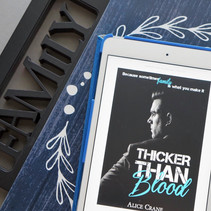 ARC Review: Thicker Than Blood by Alice Crane
