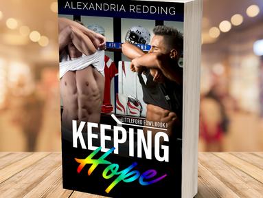 Blog Tour: Keeping Hope by Alexandria Redding