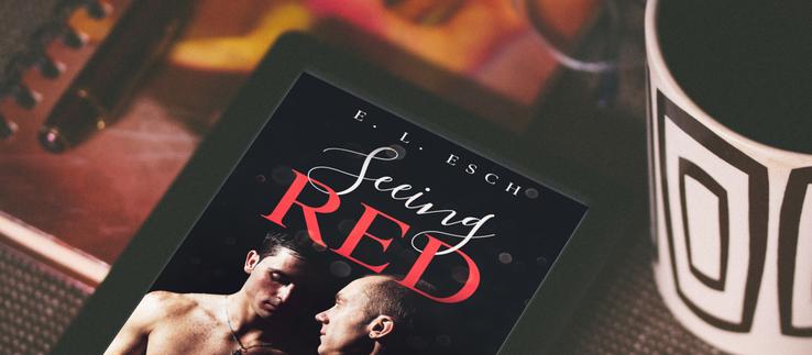 Blog Tour: Seeing Red by E. L. Esch