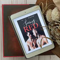 ARC Review: Seeing Red by E.L. Esch