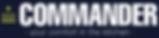 Commander | Logo